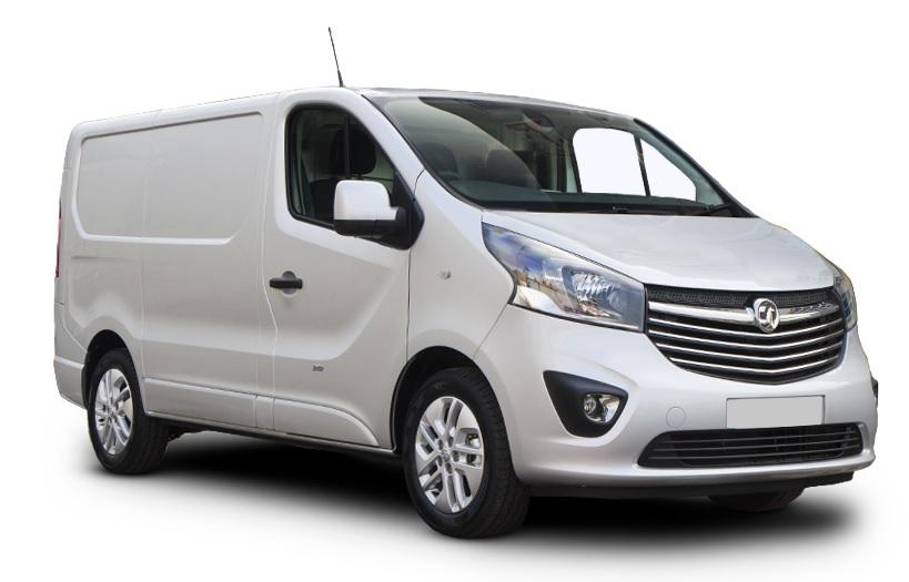 VauxhallVIVARO L1 DIESEL 2700 1.6CDTI 120PS Sportive Low Roof H1 Van