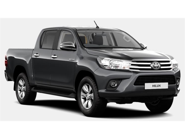 Toyota Hilux Invincible 2.4 D-4D 4WD D/Cab Pick Up