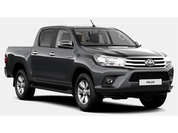 Toyota HILUX DIESEL Icon D/Cab Pick Up 2.4 D-4D TSS