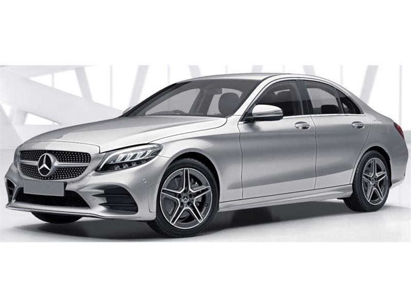 Mercedes-BenzC CLASS DIESEL SALOON C220d AMG Line 4dr 9G-Tronic