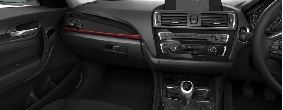 BMW 1 SERIES DIESEL HATCHBACK 116d Sport 5dr [Nav]