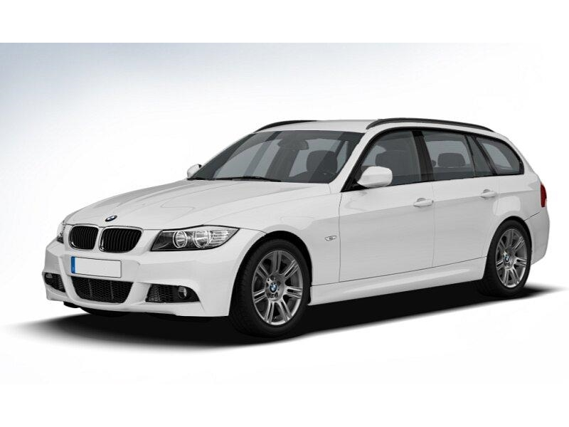 BMW 3 SERIES DIESEL TOURING 330d xDrive M Sport 5dr Step Auto