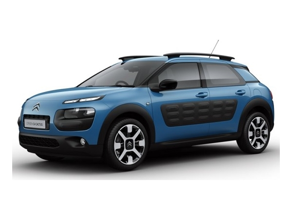 Citroen C4 CACTUS DIESEL HATCHBACK 1.6 BlueHDi Flair 5dr [non Start Stop]