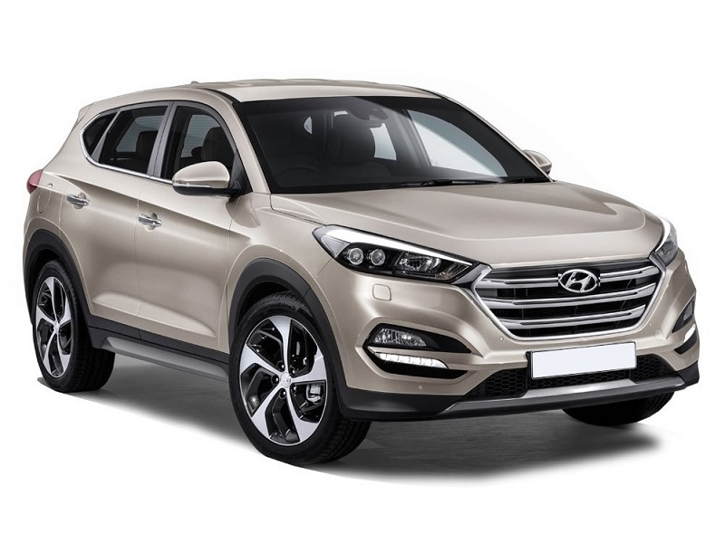Hyundai TUCSON 1.6 GDi S Connect 5dr 2WD