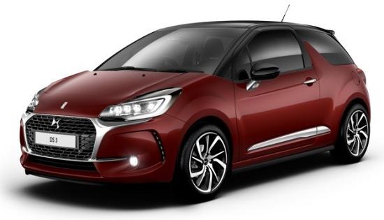 DS DS3 1.6 BlueHDi Prestige 3dr Hatch