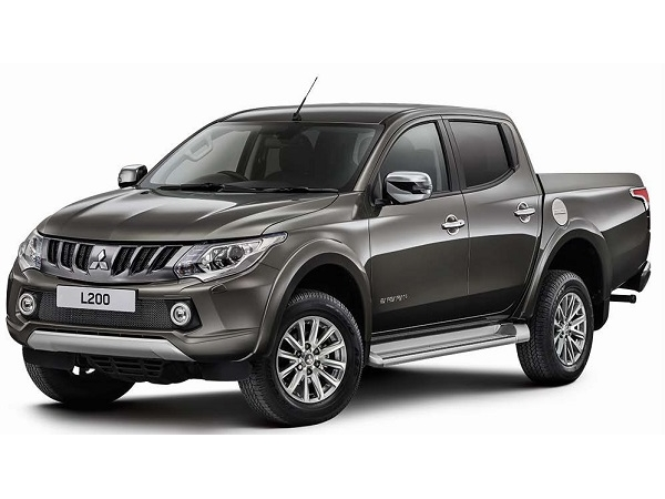 Mitsubishi L200 LWB Double Cab DI-D Warrior 4WD Pick Up