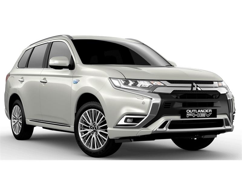 Mitsubishi OUTLANDER ESTATE 2.4 PHEV 4h 5dr Auto