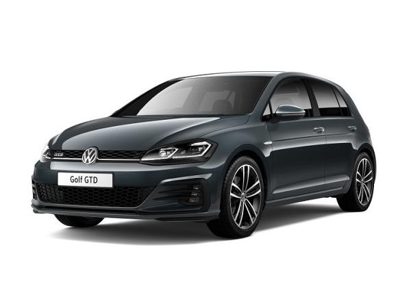 Volkswagen GOLF DIESEL HATCHBACK 2.0 TDI 184 GTD 5dr DSG