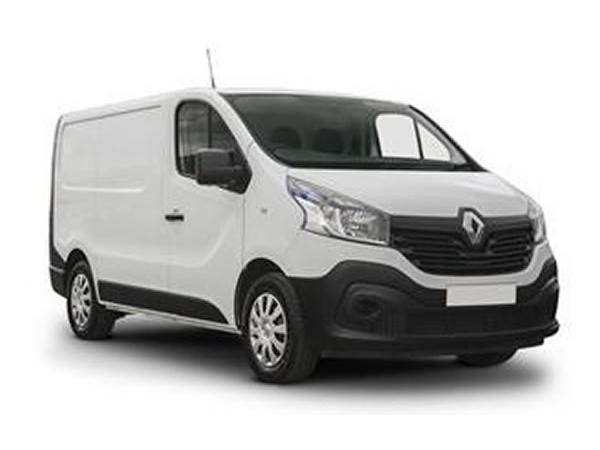 Renault TRAFIC SWB DIESEL SL27 dCi 120 Business+ Van