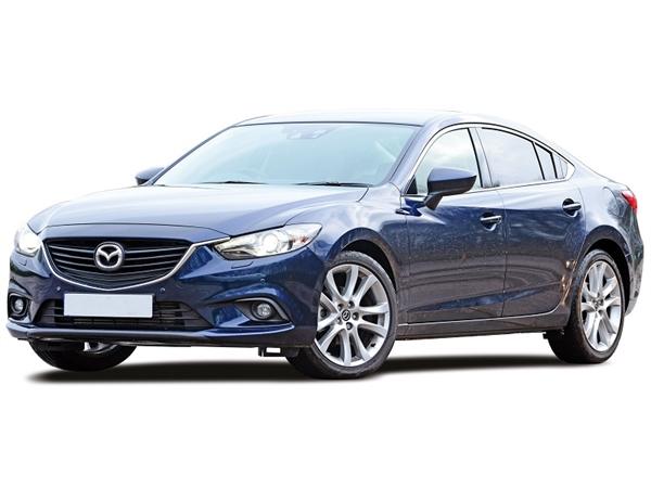 Mazda MAZDA6 SALOON 2.0 SE Nav 4dr