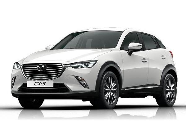 Mazda CX-3 HATCHBACK 2.0 SE Nav + 5dr
