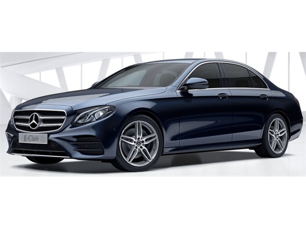 Mercedes-Benz E CLASS SALOON E 200 AMG Line 4dr 9G-Tronic