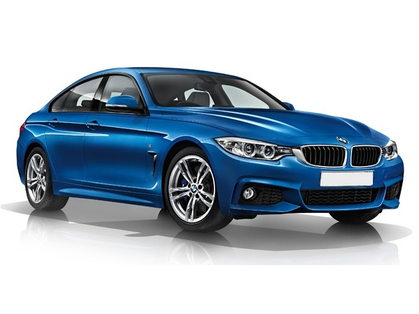 BMW 4 SERIES GRAN DIESEL COUPE 420d [190] M Sport 5dr Auto [Professional Media]