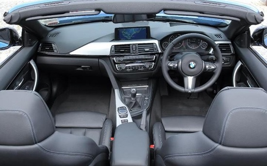 BMW 4 SERIES DIESEL CONVERTIBLE 420d [190] M Sport 2dr [Professional Media]