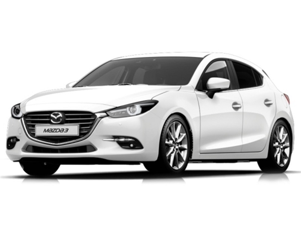 Mazda MAZDA3 DIESEL HATCHBACK 2.2d SE-L Nav 5dr