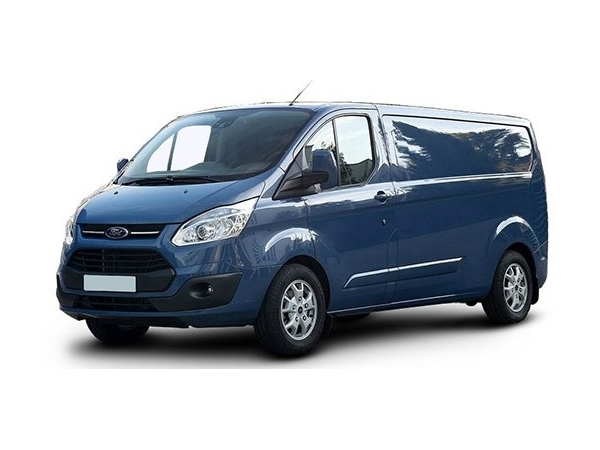 Ford TRANSIT CUSTOM 270 L1 DIESEL FWD 2.0 TDCi 130ps Low Roof Limited Van - Pre Current model