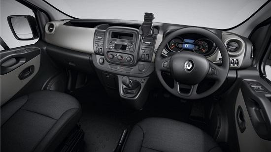 Renault TRAFIC LWB MINIBUS DIESEL LL29 ENERGY dCi 125 Sport Nav 9 Seater