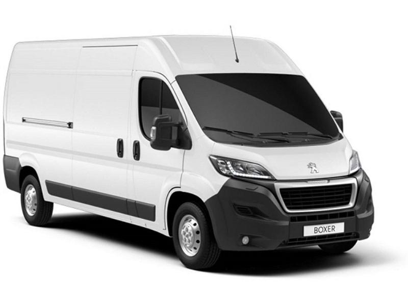 PeugeotBOXER 335 L2 DIESEL 2.0 BlueHDi H2 Professional Van 130ps