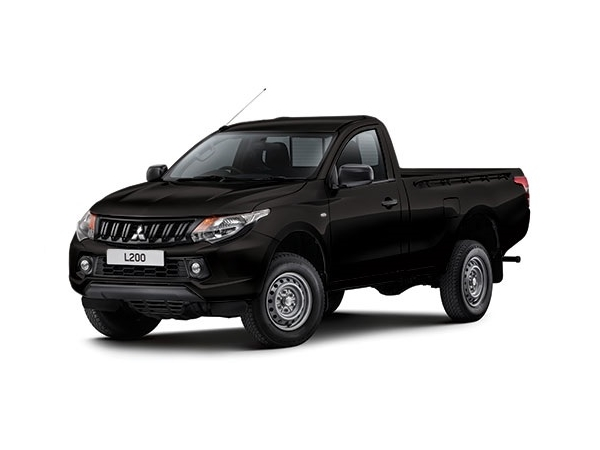 Mitsubishi L200 Single Cab Di-D 4Life 4WD Pick-Up