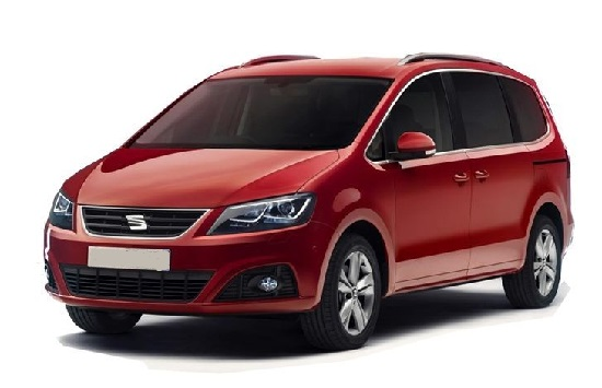 SEAT Alhambra 2.0 Tdi CR Ecomotive S 5dr 7 seater