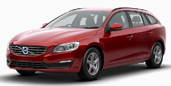Volvo V60 D2 Sportswagon Business Edition 5dr Estate