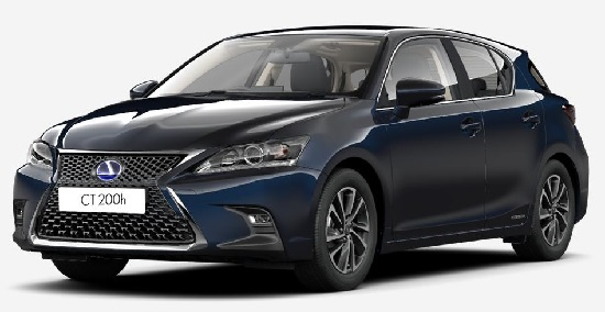 Lexus CT HATCHBACK 200h 1.8 SE 5dr CVT [Plus Pack]