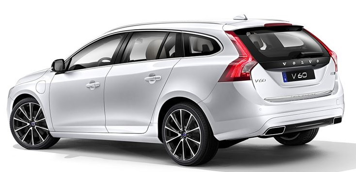 VolvoV60 DIESEL SPORTSWAGON D5 [163] Twin Eng SE Nav 5dr AWD Geartronic [Lthr] auto