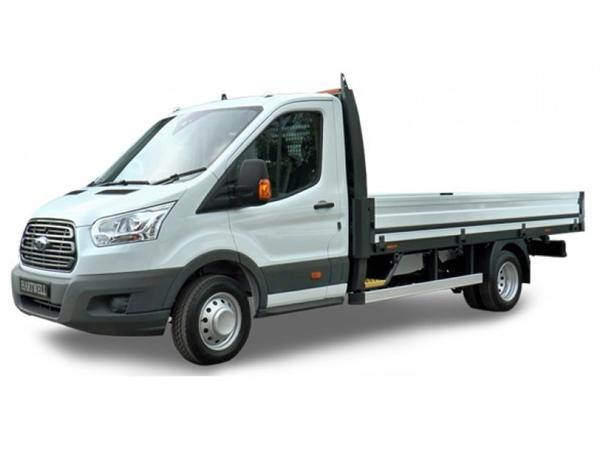 Ford TRANSIT 350 L2 DIESEL FWD 2.0 EcoBlue 130ps Premium Dropside