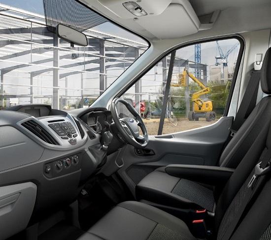 Ford Transit 350 Lwb Specificaties: Ford TRANSIT 350 L2 DIESEL FWD 2.0 TDCi 105ps Dropside