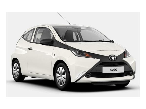 Toyota AYGO HATCHBACK 1.0 VVT-i X 3dr