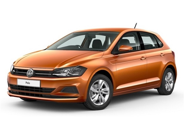 Volkswagen POLO HATCHBACK 1.0 TSI 95 SE 5dr