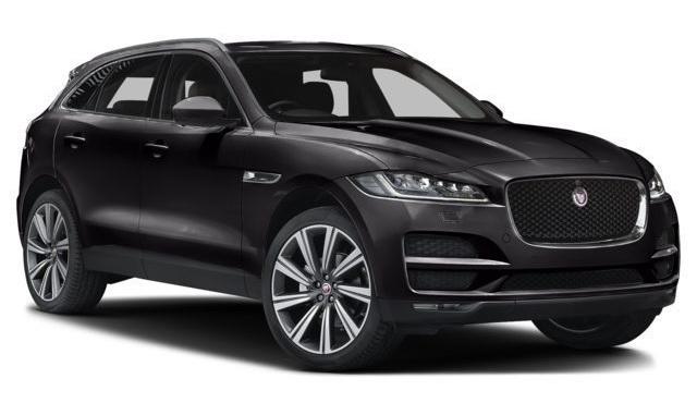 Jaguar F-PACE DIESEL ESTATE 2.0d [163] Prestige 5dr