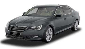 Skoda SUPERB DIESEL HATCHBACK 2.0 TDI CR SE L Executive 5dr