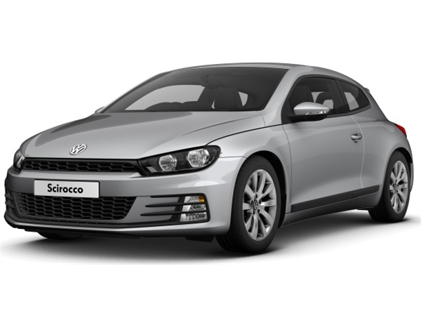 Volkswagen SCIROCCO DIESEL COUPE 2.0 TDi BlueMotion Tech 3dr
