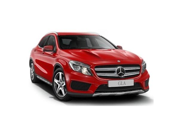 Mercedes-Benz GLA CLASS DIESEL HATCHBACK GLA 200d AMG Line 5dr Auto