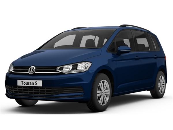 Volkswagen TOURAN DIESEL ESTATE 1.6 TDI 115 S 5dr