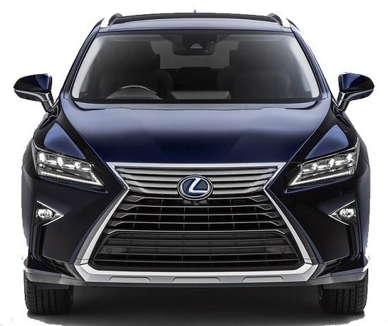 Lexus RX ESTATE 450h 3.5 SE 5dr CVT Auto