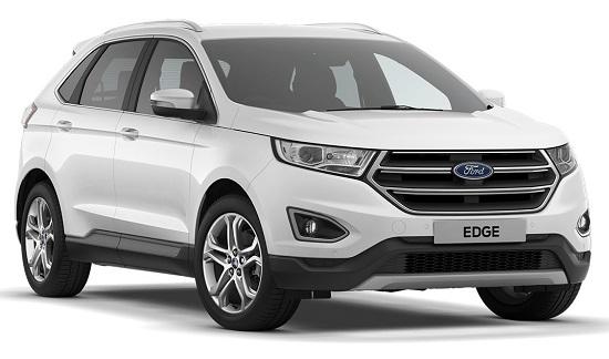 Ford EDGE DIESEL ESTATE 2.0 TDCi 180 Titanium 5dr