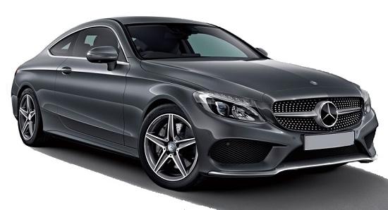 Mercedes-BenzC CLASS DIESEL COUPE C220d AMG Line 2dr Auto
