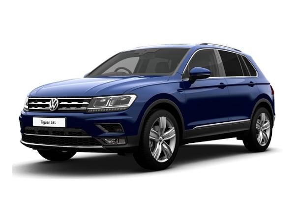 Volkswagen TIGUAN DIESEL ESTATE 2.0 TDi BMT 150 SEL 5dr DSG