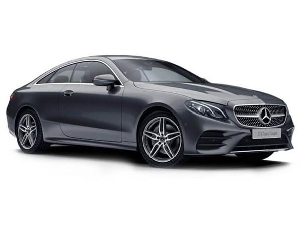 Mercedes-Benz E CLASS DIESEL COUPE E220d AMG Line 2dr 9G-Tronic
