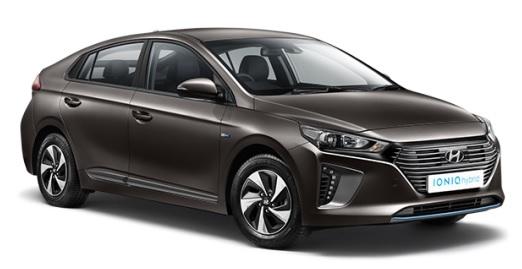 Hyundai IONIQ HATCHBACK 1.6 GDi Hybrid SE 5dr DCT Auto