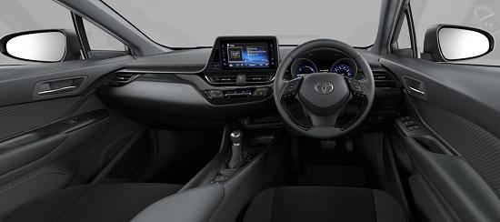 toyota c hr hatchback 1 8 hybrid icon 5dr cvt car lease. Black Bedroom Furniture Sets. Home Design Ideas
