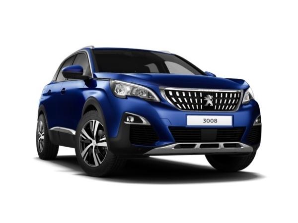 Peugeot 3008 DIESEL 1.5 BlueHDi Allure 5dr
