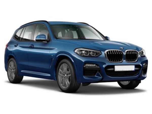 BMW X3 DIESEL xDrive20d M Sport 5dr Step Auto - Plus Pack