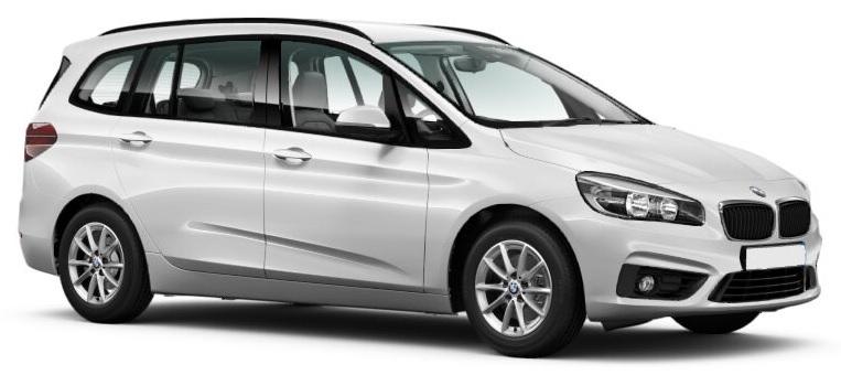 BMW2 SERIES DIESEL GRAN TOURER 216d SE 5dr