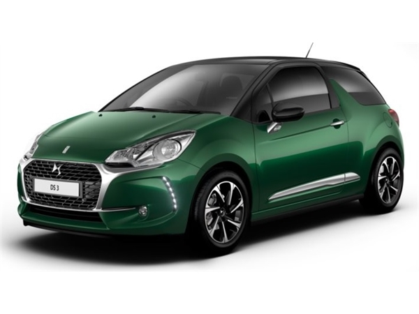 DS DS 3 DIESEL CABRIO 1.6 BlueHDi Chic 2dr