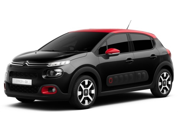 Citroen C3 HATCHBACK 1.2 PureTech 82 Flair Tech Pack 5dr