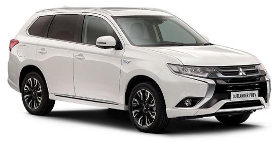 MitsubishiOUTLANDER ESTATE 2.0 PHEV Juro 5dr Auto