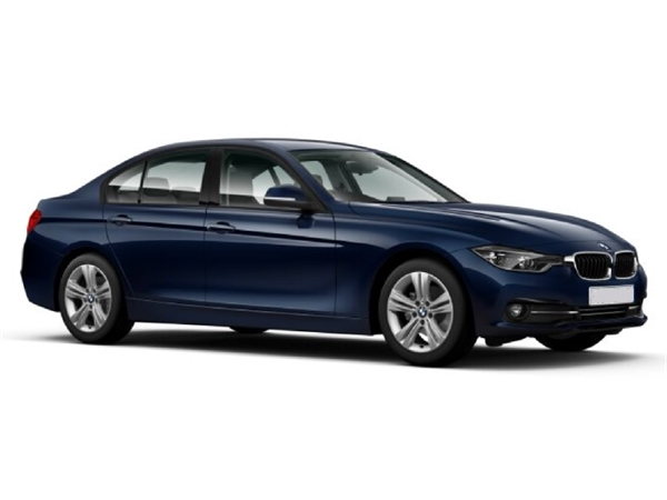 BMW 3 SERIES SALOON 320i M Sport 4dr Step Auto